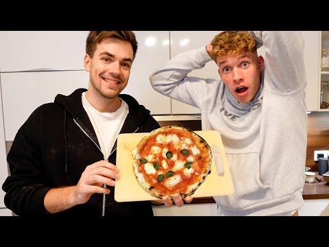 Ich mache @LUCA die beste Pizza der Welt 🍕 - MAX
