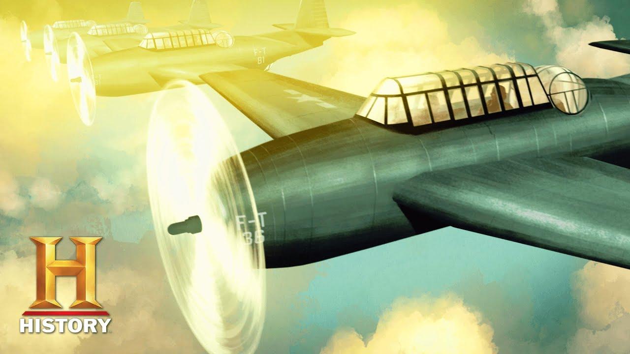 History's Greatest Mysteries: Flight 19 Vanishes in the Bermuda Triangle (Season 2)   History