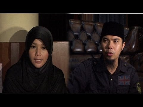 Maia Estianty dan Ahmad Dhani Melakukan Buka Puasa Bersama