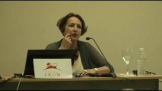 Centro León. Conferencia con Lidia Blanco.