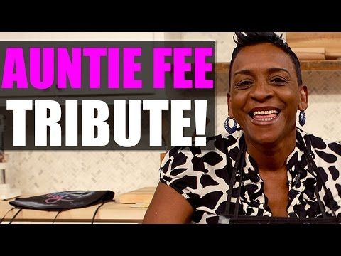 Aunti Fee, YouTube Star Cook, Fan Favorite Dies (TRIBUTE)