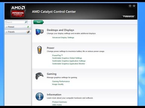 How to fix AMD Radeon graphics error