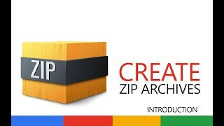 Create ZIP Archives with PHP : Introduction
