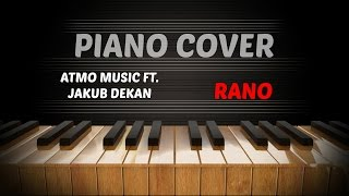 ATMO music ft. Jakub Děkan - Ráno - Piano Cover
