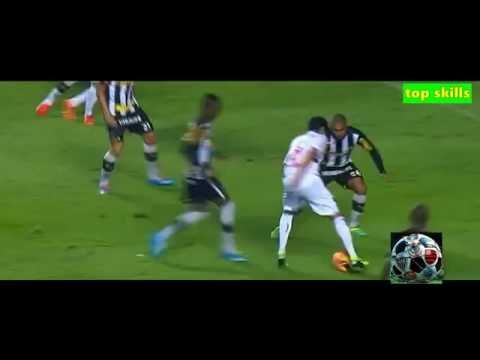 top skills de paulo henrique ganso em 2015-2016