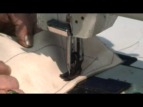 Consew 255RB-3 Walking Foot Sewing Machine By Atlas Levy Sewing Machine, Co