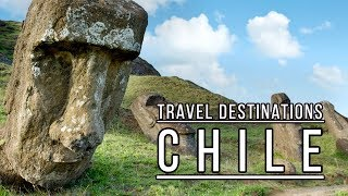 Places To Visit In Chile | Top 5 Best Places To Visit In Chile 2019