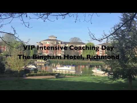 Vlog 1 -Intensive Coaching Day