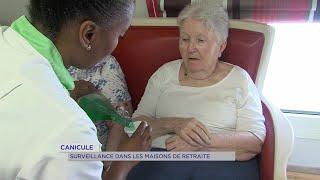 Yvelines | Canicule: Surveillance dans les maisons de retraite