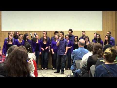The Unaccompanied Minors - Beside You - a cappella