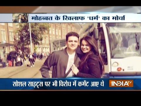 Hindu Mahasabha Calls Tina Dabi's Engagement to Aamir as 'Love Jihad'