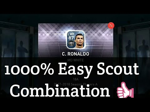 How to Get L Suarez by Scout Combination in PES 17 Mobile