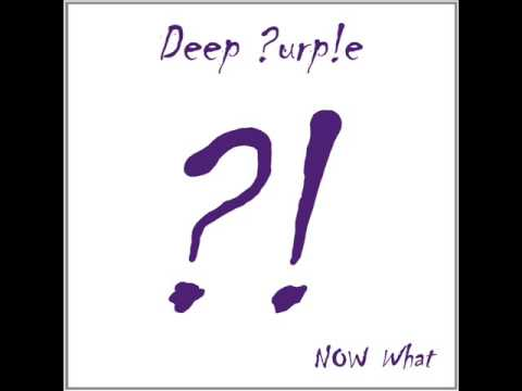 Deep Purple - Now What?!, 2013