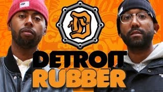 Subscribe to LOUD for more Detroit Rubber: http://bit.ly/P1ztN7 Eminem Gives Prince Fielder $10k Air Jordans About DETROIT RUBBER: Rick Williams and ...