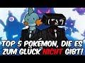 Top 5 Pokémon, die zum Glück nicht in unserer Welt existieren! - RGE & Juan