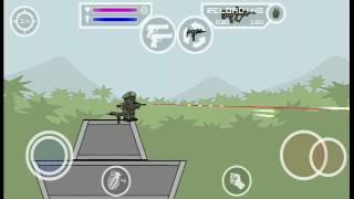 Mini Militia Tavor-Tar 21 sound effect!