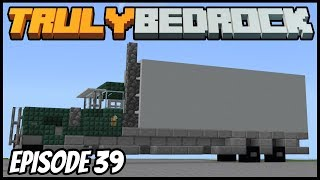 NEW Business Plan! - Truly Bedrock (Minecraft Survival Let's Play) Episode 39