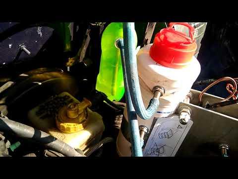 تثبيت آلة لانتاج الهيدروجين على السيارة الجولف ٤ Installation Hho Sur Ma Voiture Golf 4 Youtube