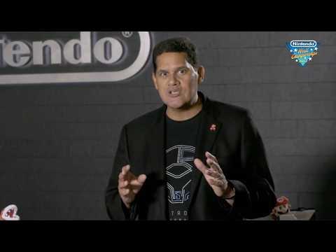 Nintendo World Championships 2017 | Reggie Fils-Aimé's opening speech