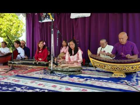 Seattle Thai Festival—Music (Traditional)