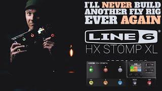 Demos in the Dark // Line 6 HX Stomp XL // Pedal Demo