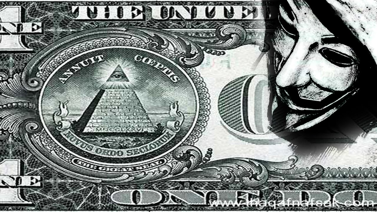 غرائب وأسرار ورقة الدولار الأمريكى والماسونية