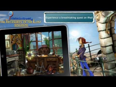 Natalie Brooks: The Treasures of the Lost Kingdom HD for iPad thumbnail