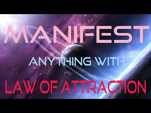 Manifest Anything You Desire (Re-mastered) | Guided Meditation
