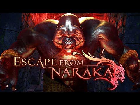 Escape from Naraka - First Few Mins  