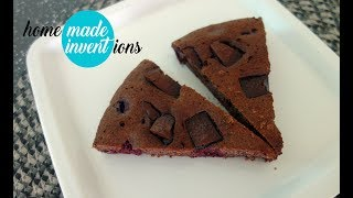 How To Make Choco Cherry Cake - Recipe - quick and easy