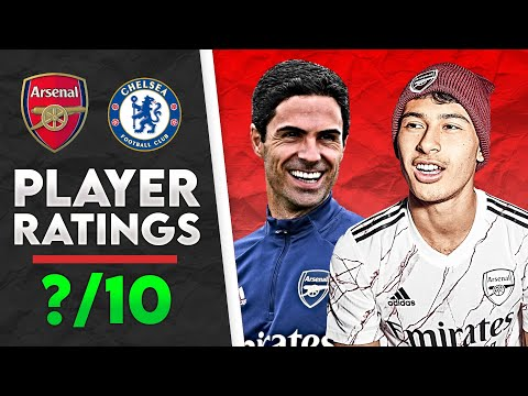 ARSENAL 3 v 1 CHELSEA | WHAT A SUPERB PERFORMANCE ALL ROUND | DT PLAYER RATINGS