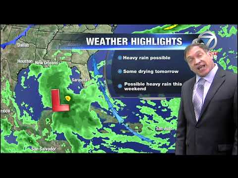 Video: First Alert Weather 6am May 22, 2018