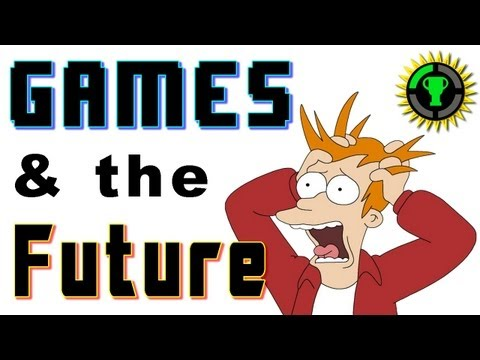 Thumbnail: Game Theory: Video Games Predict YOUR FUTURE!
