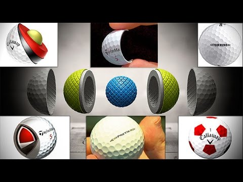 Golf's Best Golf Balls for 2016