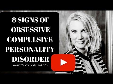 8 Symptoms of OCPD - Obsessive Compulsive Personality Disorder