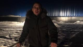 Свет фар Lada Vesta vs Hyundai Solaris Как Solaris шлейфует на льду