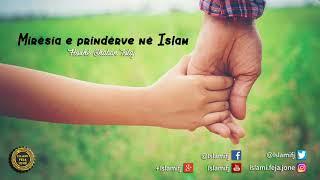 Mirësia e prindërve në Islam {Hutbe} - Shaban Tolaj