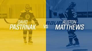 Matthews vs Pastrnak | Bauer Nexus 2N Pro