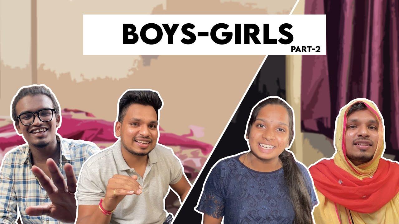 Boys-Girls   Part-2   Akhil Jackson