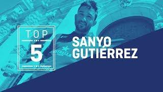 #Top5 Puntazos Sanyo Gutiérrez 2019 - World Padel Tour