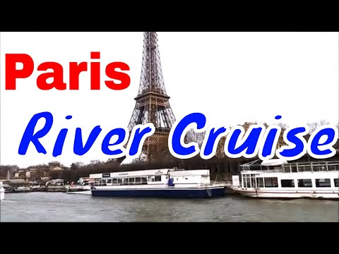Seine River Cruise In Paris | Hop On Hop Off - Big Bus Paris | Filipina Vlogger In Vienna