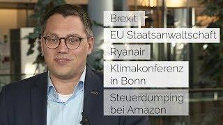 Brexit (again), Ryanair, Steuerdumping bei Amazon