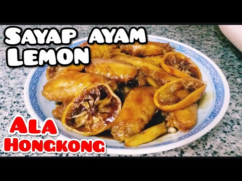 resep,lemons-chicken-wings/ayam-lemon,ala-hk-|-by-tkw,hongkong,cilacap
