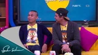 Raditya Dika & Chandra Liow Menelpon Pacar Mereka Dari Studio