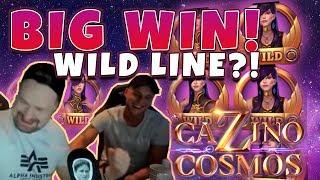 Cazino Cosmos Big Win - HUGE WIN on Casino Game from CasinoDaddy