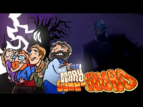 He Touched My Thigh! // Scary Game Squad - Slender: The Arrival