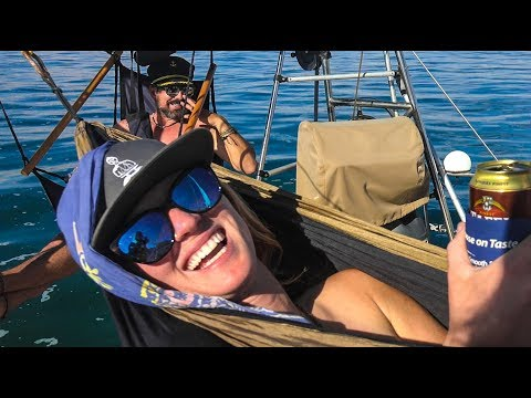 Chillin' with 10,000 penguins, seals and dolphins!! Sailing Vessel Delos Ep. 146