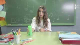 Paula Rojo & The  Wild Horses - Si Me Voy (Cups)  [Tutorial]