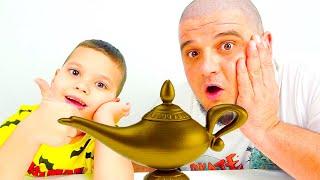ШОКОЛАДНЫЙ ЧЕЛЛЕНДЖ!!! Егор и Папа// Egor and Dad PLAY Challenge