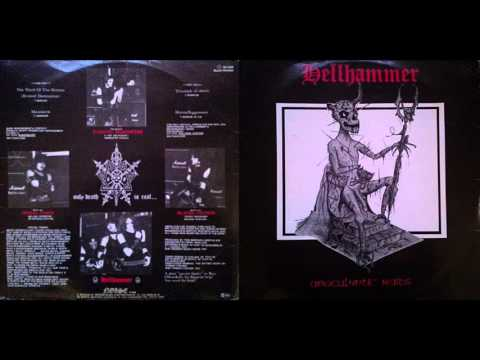 Hellhammer   Apocalyptic Raids EP 1984